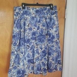 Talbot ladies skirt